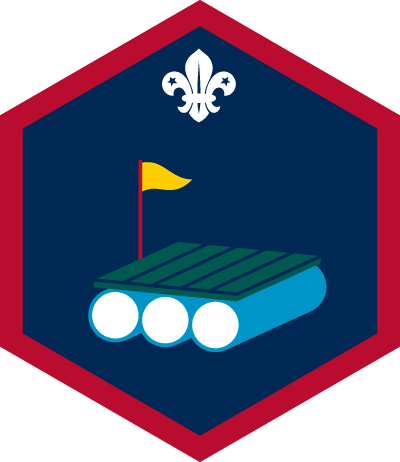 Adventure-Challenge-Award-Badge