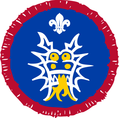 Dragon-Boating-Activity-Badge