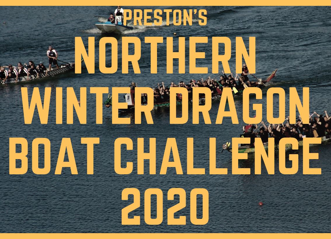 Preston's Northern Winter Dragon Boat Challenge 2020